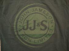 JJ&S Jameson Brand Irish Whiskey Stout St. Patrick's Day Soft Green T Shirt L