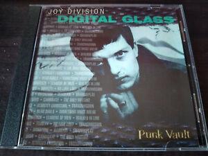 JOY DIVISION - Digital Glass CD New Wave / Post Punk