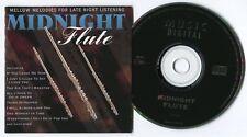 [BEE GEES COVER] DELTA MUSIC LTD. ~ MIDNIGHT FLUTE ~ 1996 UK 18-TRACK CD ALBUM