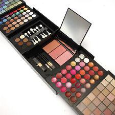 Big Kit Beauty Cosmetic Eyeshadow Pro 177 Full Color Makeup Blush Palette Set