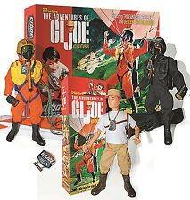 "2015 12"" GI Joe Pilot Fantastic Freefall  & Descent Into Darkness - Convention"