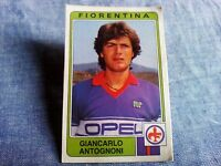 Figurina Album Calciatori Panini 1984/85 N°113 GIANCARLO ANTOGNONI FIORENTINA re
