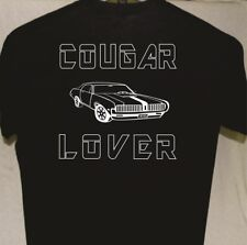 Ford Cougar Lover Tshirt  Vintage more T shirts listed for sale Great Gift