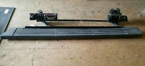 03-06 Lincoln Navigator Passenger Right  Running Board With Electric Motor Black