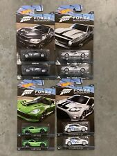 Hot Wheels Forza Motorsports Lot 8 Ford Focus RS BMW M4 SRT Viper Javelin Xbox