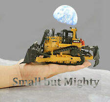 Construction Diecast Bulldozer Metal Toy Dozer model Functional Vehicle GIFT.
