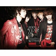 Shinee - [2009 Year Of Us] 3rd Mini Album CD+Booklet+Gift+Tracking K-POP Sealed