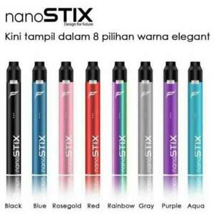 Money Back Guarantee Nanostix Vape Pod Starter Kit Confirmed Stop Smoking