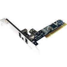 SCHEDA PCI  FIREWIRE 1394 3+1 PORT