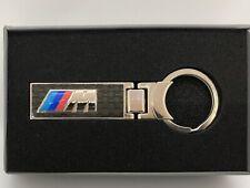 BMW Carbon Fiber Logo  Keychain Key fob Rare High End style