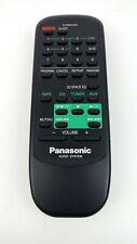 Panasonic Remote Control EUR644344 Audio System Transmitter