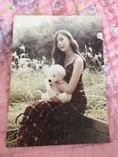 Apink Hayoung Signed Autographed Season Greetings 2012 Official Postcard