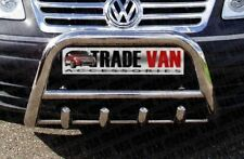 VW CADDY VAN  REPLACEMENT A BAR BULLBAR GRILLE STAINLESS STEEL 2004-07