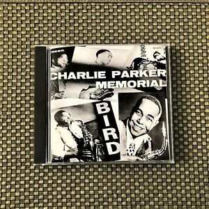 Charlie Parker – Charlie Parker Memorial Vol. 1 (1991) Like New, CD