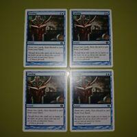 Catalog x4 Eighth Edition 8th 4x Playset Magic the Gathering MTG