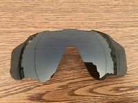 Inew Black Iridium polarized Replacement Lenses for Oakley Jawbreaker