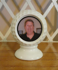 Personalized Golf Ball / Gift Trophy / PHOTO
