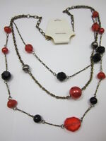 Multi-Beaded Necklace