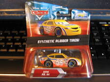 DISNEY CARS RPM   SYNTHETIC RUBBER TIRES!