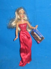 McDONALDS BARBIE -HOLLYWOOD-#1  IN RED DRESS -2008