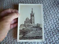 Anciennes Photographies Marseille Notre Dame de la Garde