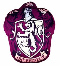 Harry Potter 'Gryffindor' Shaped Printed Cushion Brand New Gift