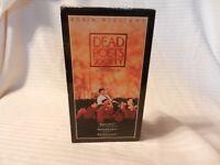 Dead Poets Society (VHS, 1995) Robin Williams