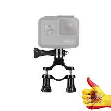 BICICLETA SOPORTE PARA MANILLAR DE MOTO Adaptador GoPro cámara Héroe 2 3 3+4 5
