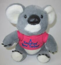 Toys R Us Times Square A Koalified New Yorker Koala Plush Bear Stuffed Toy 10""