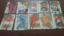 Futera card Patrick Kluivert (Ajax, PSV, FC Barcelona, Lille) nr 45