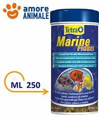 Tetra Marine Flakes 250 ml - Mangime per pesci marini taglia piccola e media