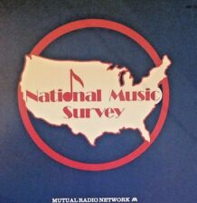 Radio Show: NATIONAL MUSIC SURVEY 11/15/86 GORDON LIGHTFOOT PROFILE, DARYL HALL