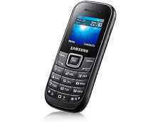 BRAND NEW SAMSUNG E1200 BLACK *UNLOCK* **UK STOCK** CHEAPEST ON EBAY