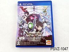Accel World vs Sword Art Online Japanese Import PS Vita PSVita Japan US Seller A