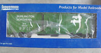 Industrial Rail O O27 Scale Burlington Northern Box Car in Box IDM 1003
