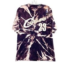 Reebok NBA Cleveland Cavs Lebron James Shirt Size M