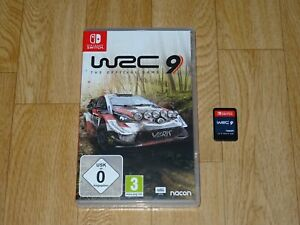Switch Spiel WRC 9 World Rallye Championship