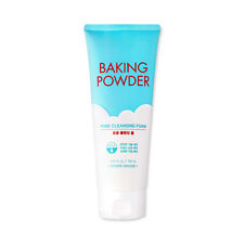 [ETUDE HOUSE] Baking Powder Pore Cleansing Foam - 160ml ROSEAU