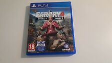 FAR CRY 4 EDITION LIMITEE - PLAYSTATION 4 - PS4 - COMME NEUF