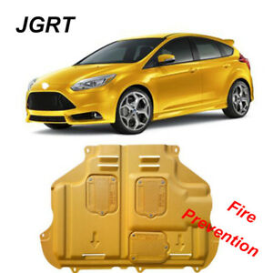 1pcs For Ford Focus Engine Splash Guards Shield Mud Flaps Fenders 2012-2018 NEW