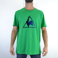 T-SHIRT MAN LE COQ SPORTIF H CHRONIC SPORT GREEN 1220545  Null