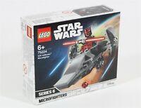 LEGO STAR WARS 75224 DARTH MAUL SITH INFILTRATOR MICROFIGHTER SET MODEL - BNIB