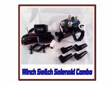 ATV UTV Solenoid Relay Contactor Winch Rocker Switch 1700 2500 3000 3500 4500 lb