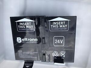 Beltrona RBC124 USV-Anlagen Akku Original-Akku RBC124 APC schwarz