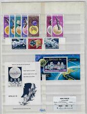 Lotto # 1480 Selezione tematica Spazio
