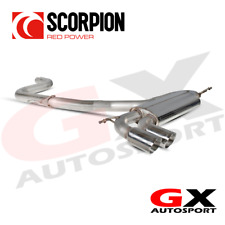 SVWS042 Scorpion Exhausts VW Golf MK5 Gti Edition 30 2004-2009 NonRes CatBack
