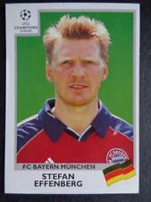 Panini Champions League 1999-2000 - Stefan Effenberg (FC Bayern München) #231