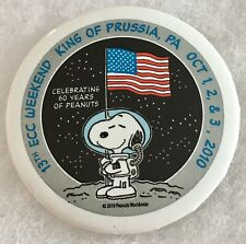 Snoopy Museum Can Batch A Astronaut