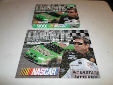 Complete ! NASCAR 200 Piece Puzzle *Bobby Labonte Interstate Batteries Racing 18