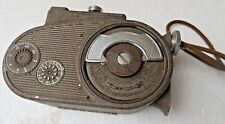 VINTAGE BELL & HOWELL CO FILMO COMPANION DOUBLE RUN EIGHT MOVIE CAMERA